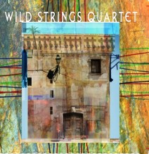 Cover Wild Strings Quartet